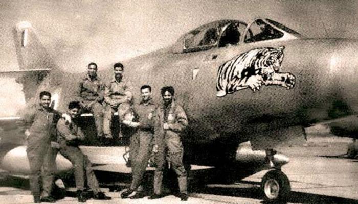 ستمبر 65 کی جنگ میں پاک فضائیہ کا کردار