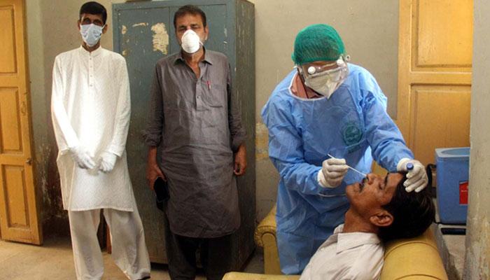 کورونا وائرس سندھ میں مزید 35 جانیں لے گیا