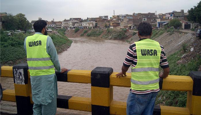 ملک کے مختلف شہروں میں موسلادھار بارش