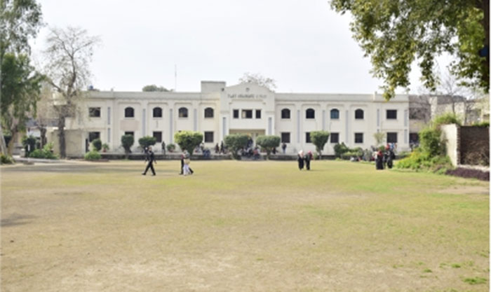 ایم اے او کالج کی طالبات کا لیکچرار پر جنسی ہراساں کرنے کا الزام