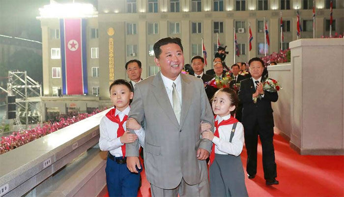 North Korean leader Kim Jong Un's new style of attention