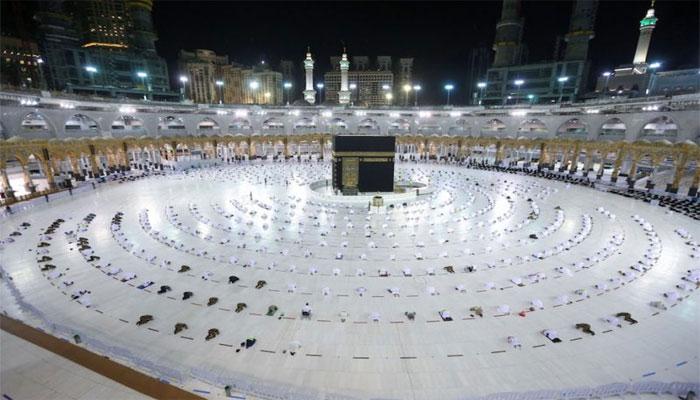 سعودی اور غیرملکی عمرہ زائرین کی تعداد یومیہ 70 ہزار تک کردی گئی