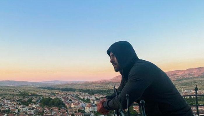 سلمان خان ترکی کے خوبصورت مناظر سے متاثر