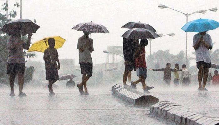 پاکستان اور بھارت میں مون سون کا اختتام تاخیر سے ہوگا، بین الاقوامی ماہر موسمیات