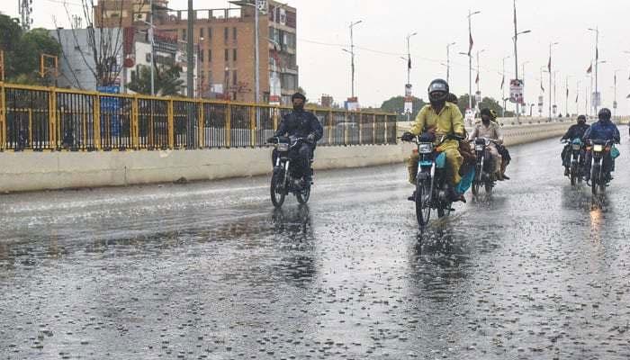 کراچی میں 18 ستمبر کے بعد بارشوں کا امکان