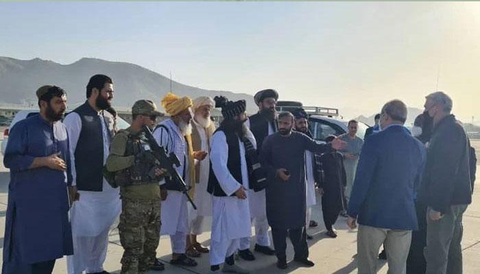 اقوام متحدہ کے ہائی کمشنر برائے مہاجرین کابل پہنچ گئے
