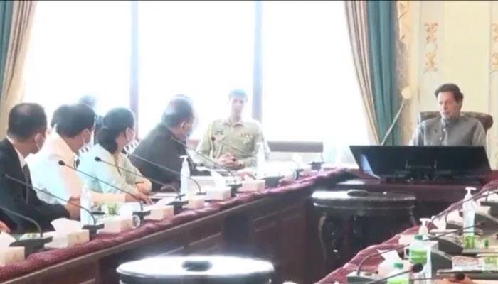 وزیراعظم عمران خان سے چینی کمپنیوں کے سربراہان کے وفد کی ملاقات