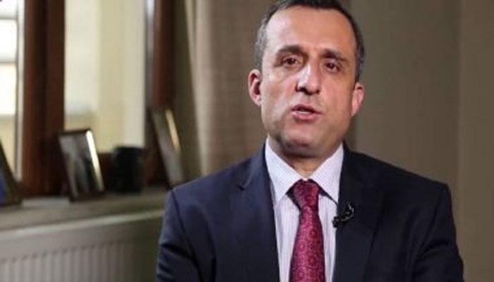 سابق افغان نائب صدر امر اللّٰہ صالح کے گھر سے لاکھوں ڈالرز، سونا اور قیمتی موبائل برآمد