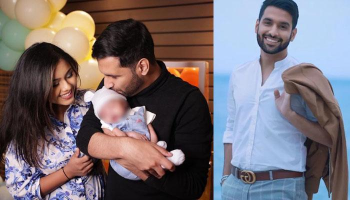 بیٹے نے ہماری زندگی مکمل کردی: زید علی