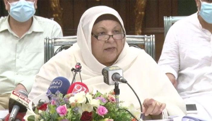 وہ مریض ICU  میں ہیں جنہیں ویکسین نہیں لگی: وزیر صحت پنجاب