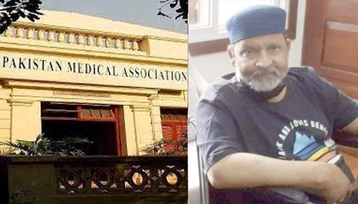 عمر شریف کی بگڑتی صحت پر PMA کی تشویش