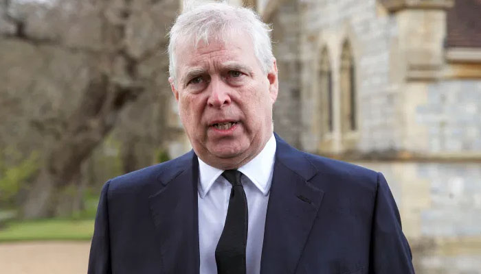 Prince Andrew will face rape in the United States