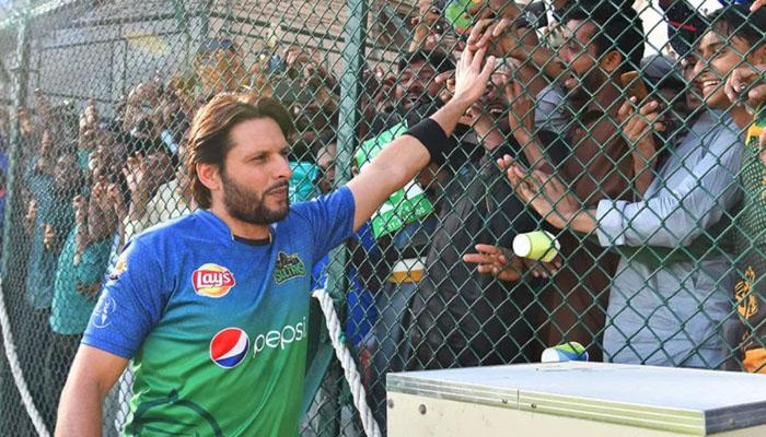 Hopefully Rameez Raja will play his role in improving cricket, Shahid Afridi
