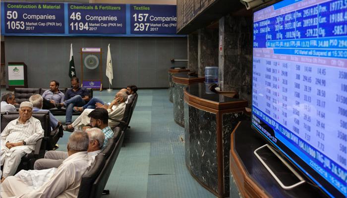 پی ایس ایکس 100 انڈیکس میں 379 پوائنٹس کی کمی