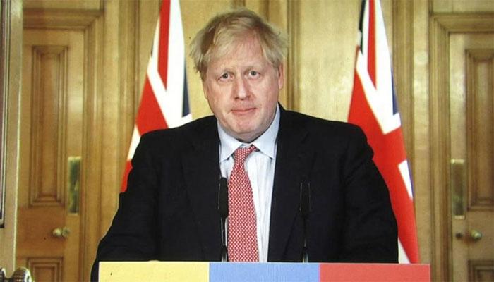 16 برس سے زائد کے 80 فیصد افراد کی مکمل ویکسینیشن کردی، برطانوی وزیر اعظم