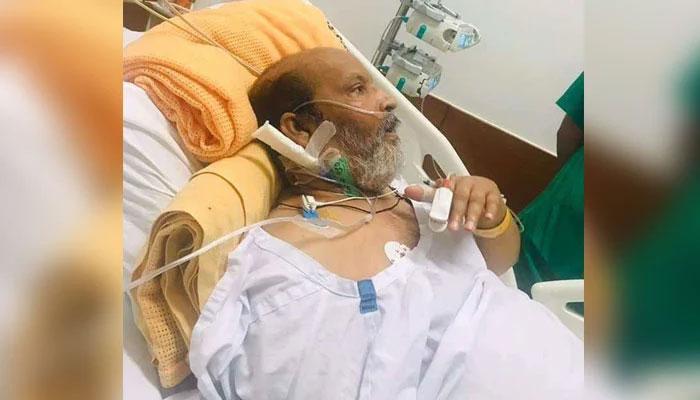 عمر شریف کے ویزے کیلئے دستاویزات جمع کروادی گئیں
