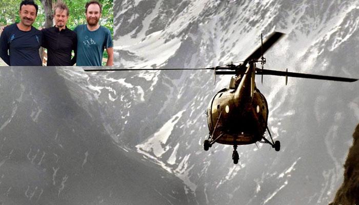راکا پوشی پر پھنسے 3 کوہ پیما ریسکیو کرلیئے، ڈپٹی کمشنر نگر