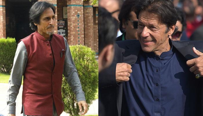 رمیز راجہ بھی عمران خان کے نقشِ قدم پر