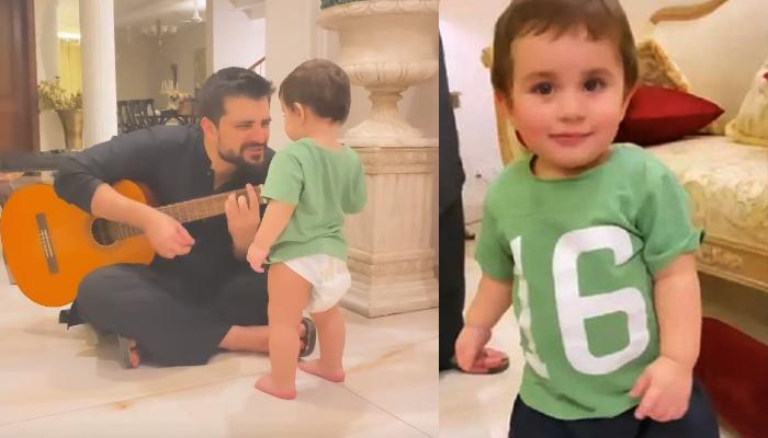 Hamza Ali Abbasi criticized for his new video