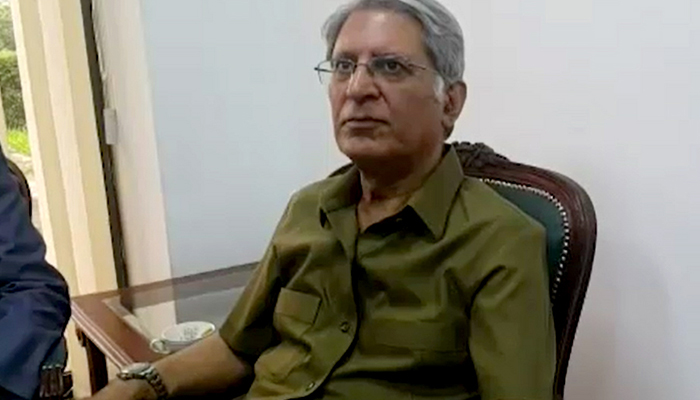 I do not believe in a democracy in which the lower class is not allowed to come up, Aitzaz Ahsan