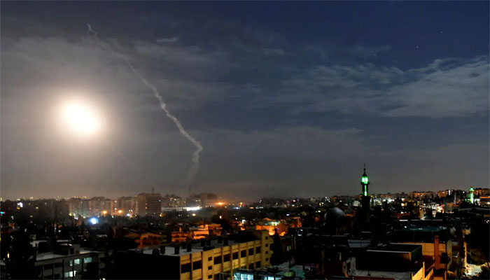 شام: نامعلوم ڈرونز کی بمباری سے 3 افراد ہلاک، متعدد زخمی