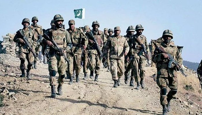 Security forces kill 5 terrorists in South Waziristan