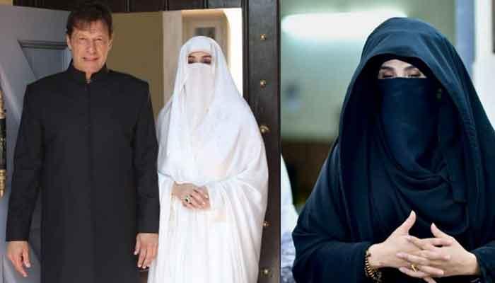 وزیر اعظم عمران خان نے بشریٰ بی بی کی نئی تصویریں شیئر کردیں