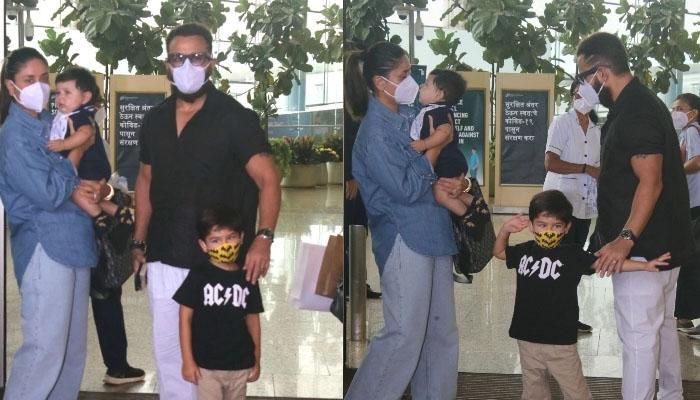کرینہ کپور کو ممبئی ایئرپورٹ پر کیوں روکا گیا؟