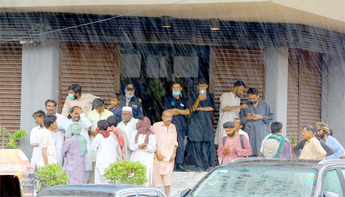 کراچی میں آج شام پھر بارش کی نوید