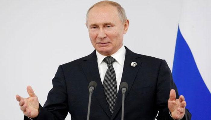 روسی صدر پیوٹن اگلے سال چین کا دورہ کریں گے