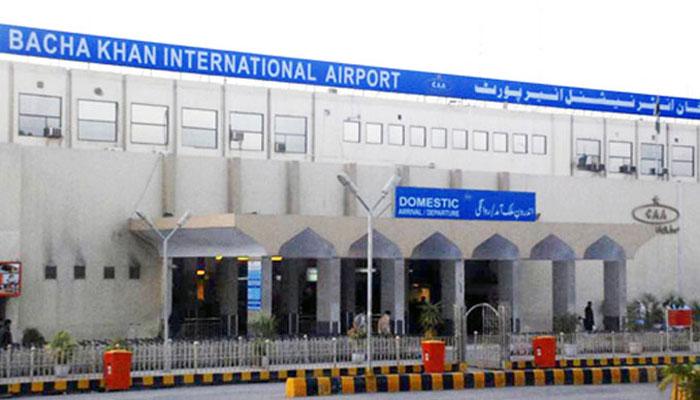 پشاور: ایئر پورٹ پر مسافر سے 3 کلو آئس ہیروئن برآمد
