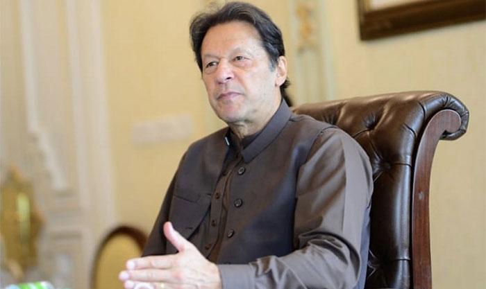 افغان مسئلے کا واحد حل مشترکہ حکومت ہے، وزیراعظم عمران خان