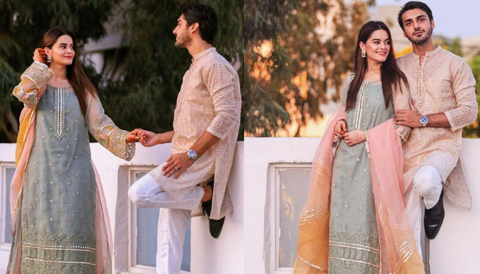 منال اور احسن کی شادی کے بعد پہلی دعوت