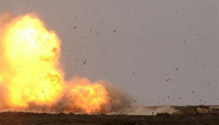 کابل میں IED دھماکا، 2 افراد زخمی