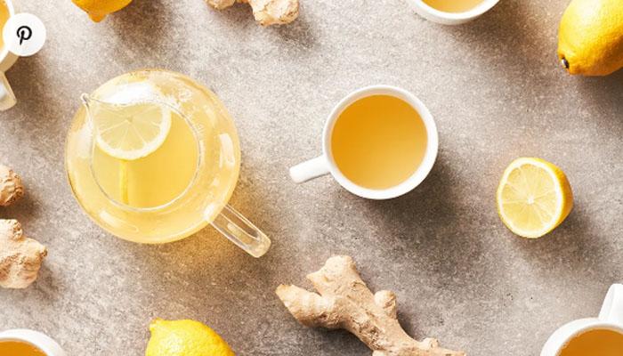 سونے سے پہلے  لیموں ادرک کی چائے پینے کے فوائد