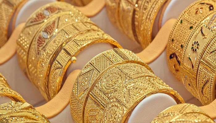 ایک تولہ سونے کی قیمت 1 لاکھ 12 ہزار 500 روپے برقرار