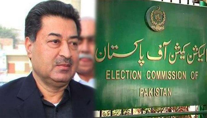 حکومت کا چیف الیکشن کمشنر کے کنڈکٹ پر تحفظات کا اظہار