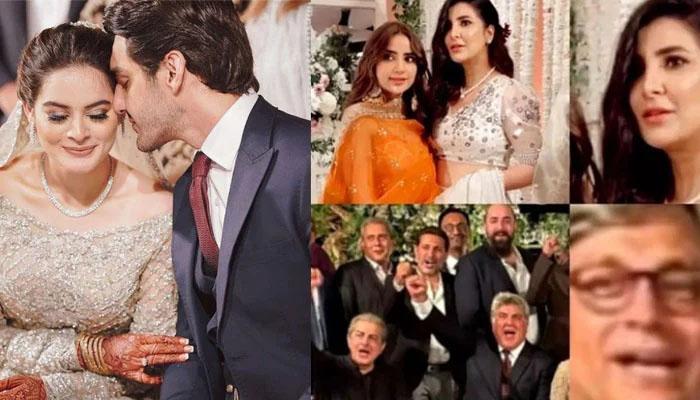 منال کی شادی میں کترینہ اور بل گیٹس کے ہمشکل بھی سامنے آگئے