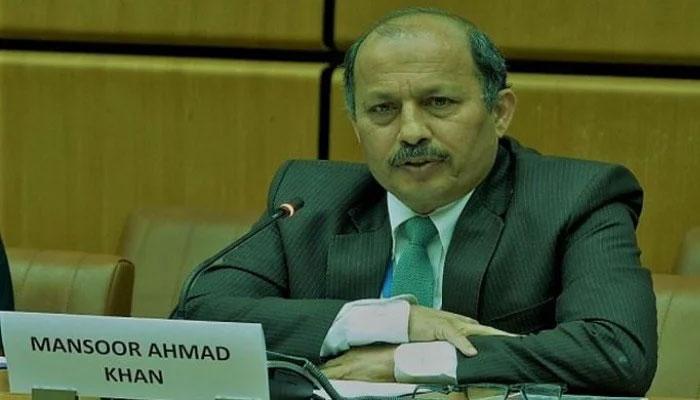 بھارت کا 20 سال میں افغانستان میں کردار نہایت منفی رہا ہے، پاکستانی سفیر