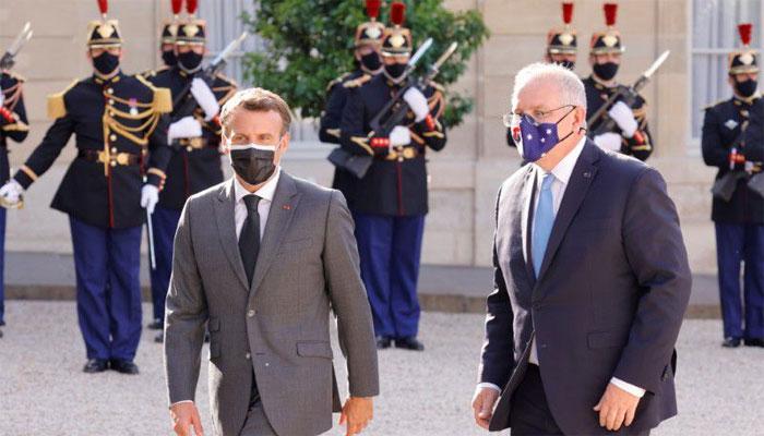 آسٹریلیا سے آبدوز معاہدے پر تشویش دو ماہ پہلے شروع ہوئی، فرانس