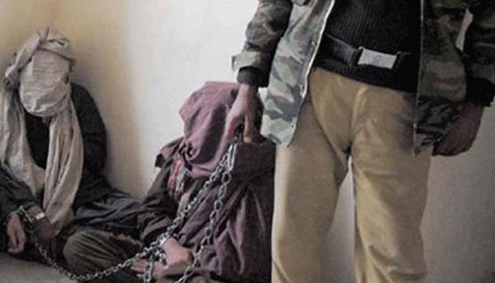 کراچی: کورنگی اور ڈاکس سے 4 ملزمان گرفتار