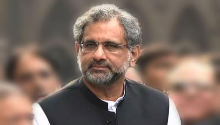ایسا کوئی وزیر نہیں جو کرپٹ نہ ہو: شاہد خاقان عباسی