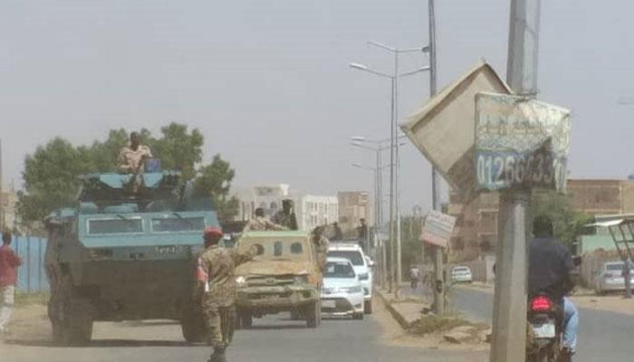 سوڈان میں حکومت کے خلاف فوجی بغاوت کی کوشش ناکام