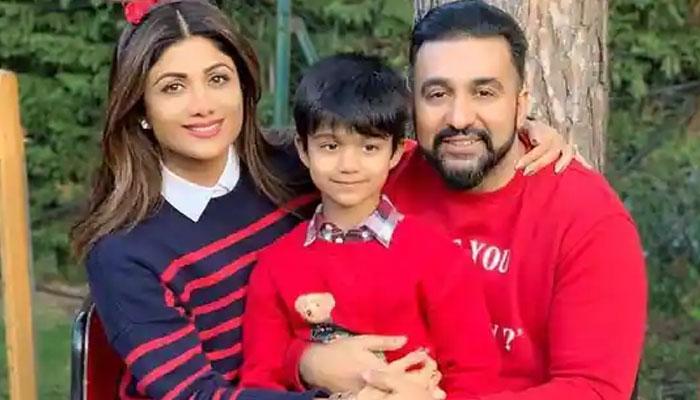 راج کندرا کی ضمانت پر رہائی کے بعد بیٹے ویان کی پہلی پوسٹ