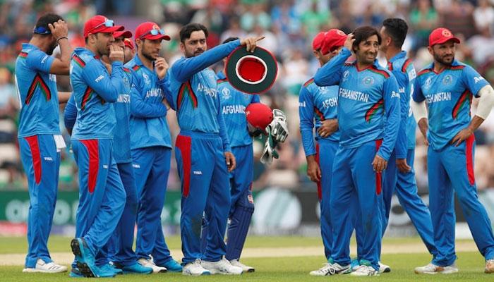 افغان کرکٹ ٹیم کو ICC کی تنبیہہ
