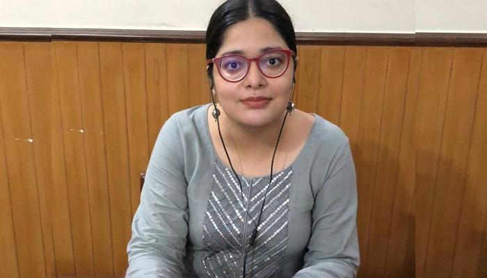 نوجوان پاکستانی لڑکی کی ایشیا پیسیفک ریجن کی نمائندگی