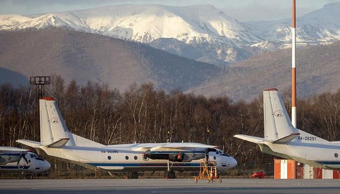 روس میں اینٹونو 26 طیارہ 6 افراد سمیت لاپتا، تلاش جاری
