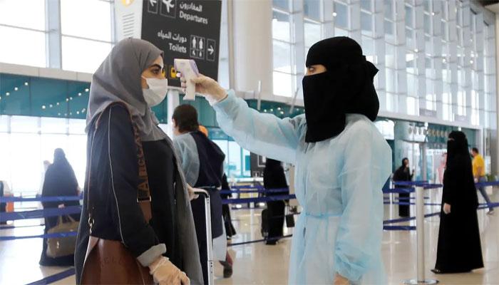 سعودی عرب میں کورونا کے 54 نئے کیسز، 7 مریضوں کا انتقال
