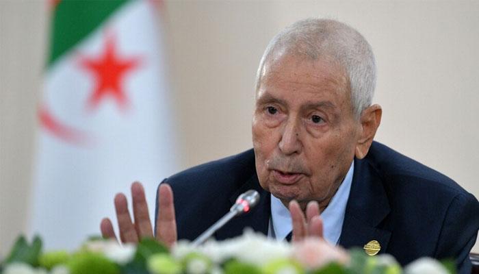 الجزائر: سابق صدر عبدالقادر بن صالح کا 80 برس کی عمر میں انتقال