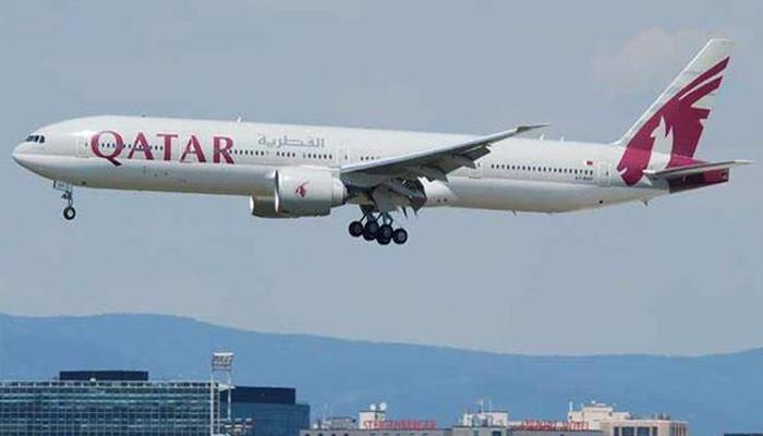 دوحا سے شکاگو جانے والی قطر ایئر ویز کی پرواز کی پیرس میں ہنگامی لینڈنگ